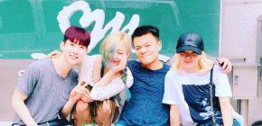 Jalin Kolaborasi, J.Y. Park Datangi Gedung SM Untuk Pertama Kalinya