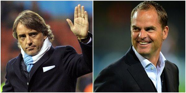 Kejutkan Fans dengan Pecat Mancini, Inter Milan Tunjuk Frank De Boer
