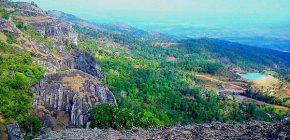 Serunya Mengunjungi Wisata Gunung Api Purba Nglanggeran di Jogja