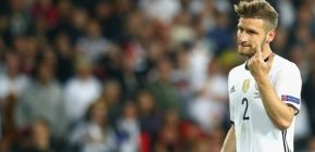 Sudah Deal, Shkodran Mustafi Selangkah Lagi Berkostum Arsenal