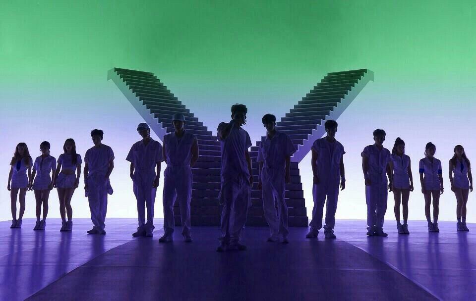 "Y-Teen (Cosmic Girls-Monsta X) Rilis MV ""Do Better"""