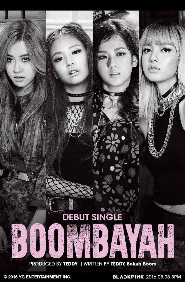 black-pink_single debut