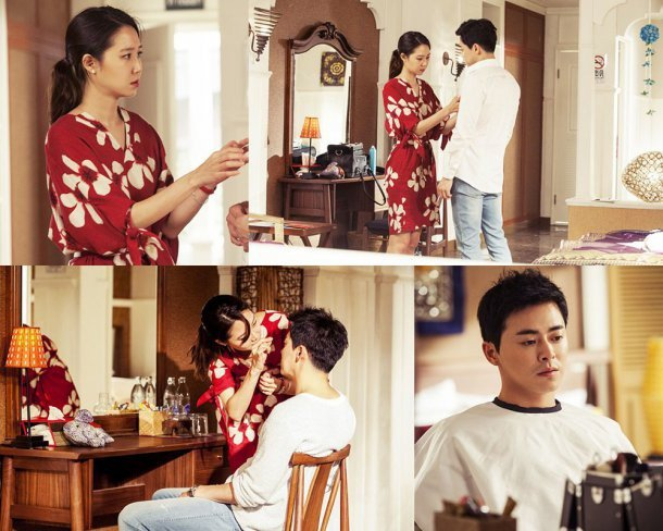 """Gong Hyo Jin Jadi Stylists Jo Jung Suk di """"Incarnation of Jealousy""""?"""