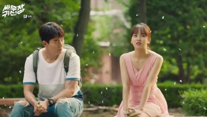 """Menyentuh, Kim So Hyun Sumbang """"Dream"""" Untuk Let's Fight Ghost"""