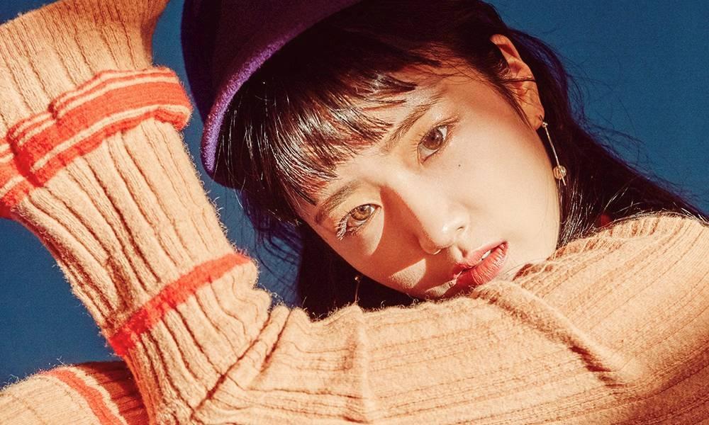 Susul Chorong, A Pink Rilis Teaser Individu 'Pink Reolution' Bomi