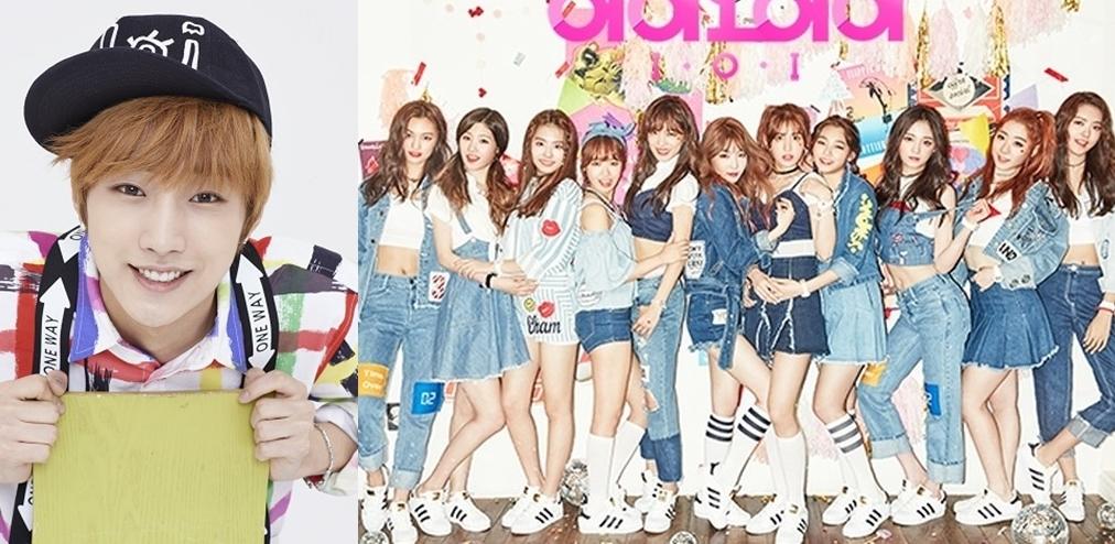 Comeback, IOI Bakal Nyanyikan Lagu Garapan Jinyoung B1A4?