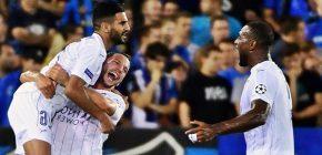 Leicester City Awali Debut Liga Champions dengan Kemenangan Telak