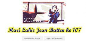 Mengenal Jean Batten, Sosok di Balik Google Doodle Hari Ini