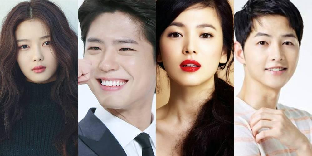 Park Bo Gum - Kim So Hyun Ingin Diajak Rayakan Chuseok Pelajar Korsel