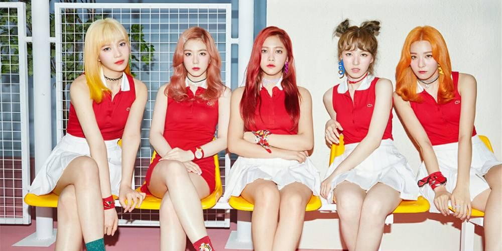 Seminggu Dirilis, MV Russian Roulette Red Velvet Raih 10 Juta Lebih Viewer