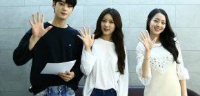 Cha Eun Woo ASTRO, Lee Soo Min, Kim Sae Ron Jadi Trio MC 'Music Core'