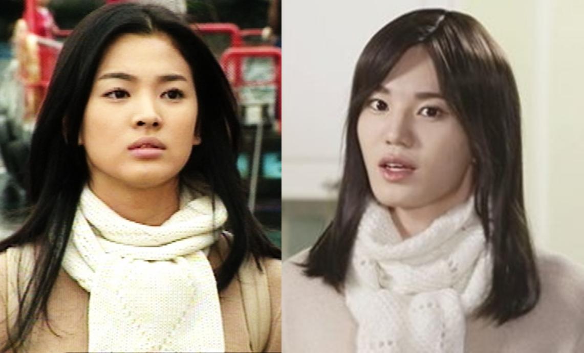 Sungjong INFINITE Jadi Song Hye Kyo di 'SNL Korea'