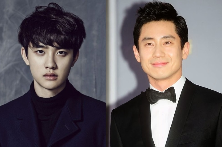 D.O EXO Bakal Bintangi Film Misteri Bareng Shin Ha Kyun?