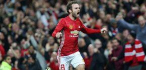 Gol Juan Mata Antar Manchester United Pecundangi Manchester City