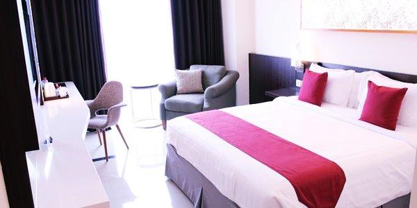 Kenalkan Premium Deluxe Room, Atria Hotel Malang Beri Fasilitas Mewah