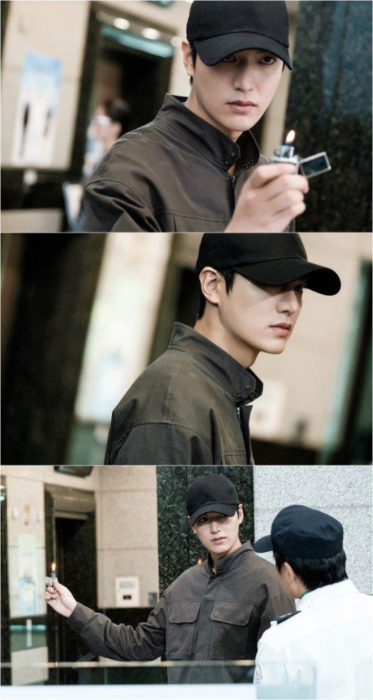 "Heo Jun Jae ""Legend of the Blue Sea"""