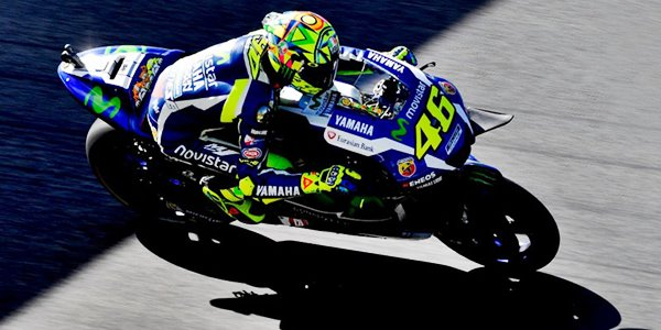 Sisa Empat Race, Ini Kata Valentino Rossi Soal Peluang Jegal Marquez
