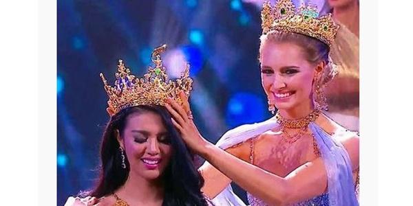 Tampil Memukau, Ariska Putri Pertiwi Juara Miss Grand International