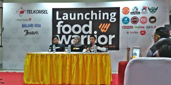 Food Warrior, Bersatu Majukan Industri Kuliner Indie di Malang