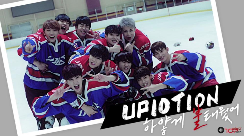 """UP10TION Persembahkan Adegan Action Di Full MV """"White Night"""""""