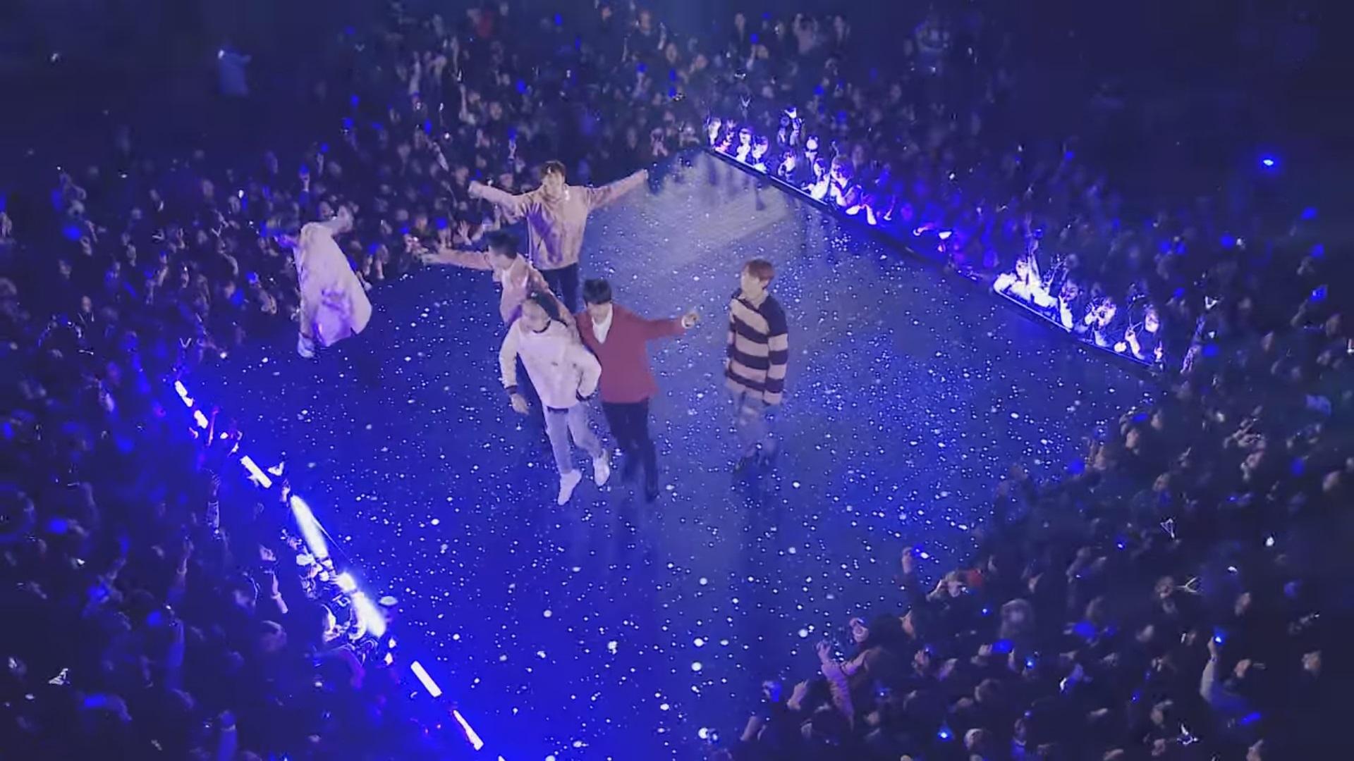 """Rilis MV """"Milky Way"""" Bergini Interaksi Manis VIXX Dengan Penggemar"""