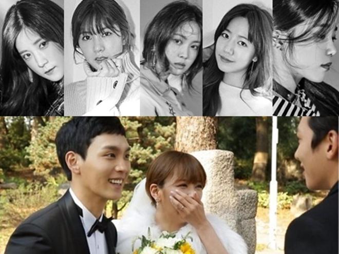 Begini Penampilan Ji Chang Wook & A Pink di 'WGM' Bomi - Tae Joon