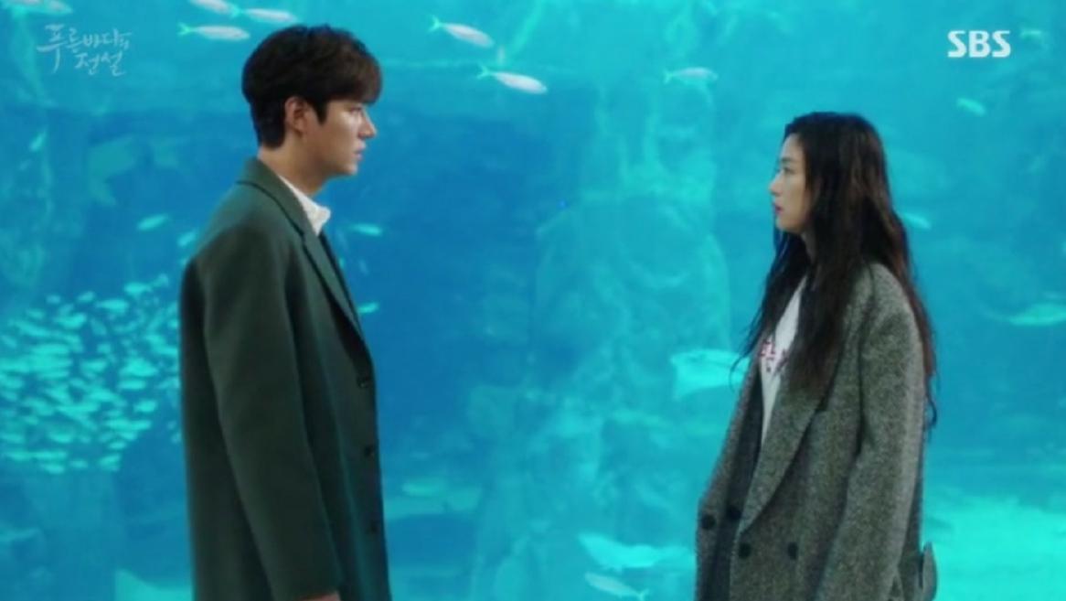 "Yoon Mi Rae Lantunkan ""You Are My World"" Untuk Lee Min Ho-Jun Ji Hyun"