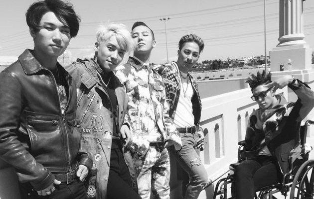 """Big Bang Boyong Trophy """"Last Dance"""" di 'Music Bank' Spesial Akhir Tahun"""