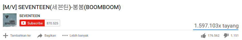 BOOMBOOM MV