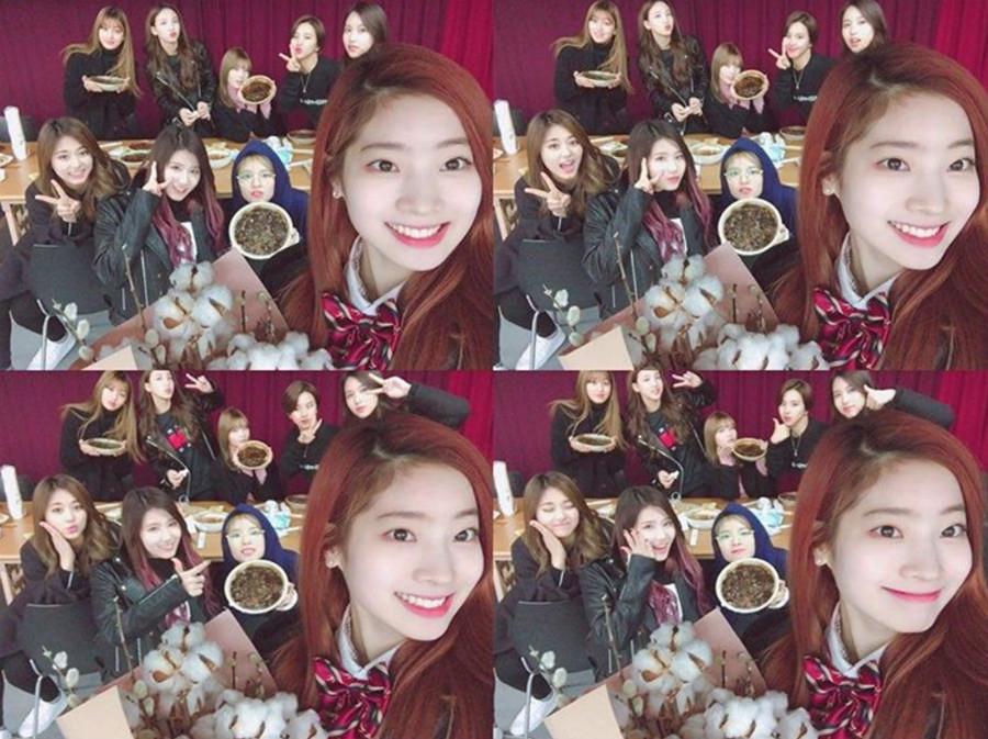 Lulus, Dahyun Dapat Kejutan Spesial Dari Member TWICE