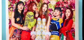 "Dua Hari Rilis ""Rookie"" Red Velvet Chart Album Worldwide"