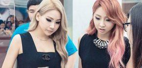 Resmi Debut Sebagai Solois di Agensi Baru, Gong Minzy Dapat Dukungan CL