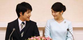 Kisah Romantis Putri Mako, Lepas Gelar Putri Demi Nikahi Pria Idaman