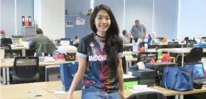 Fithri Syamsu, Pemain Futsal Wanita Berwajah Cantik Bak Model Top