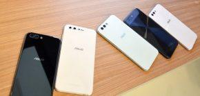 Segera Rilis, Zenfone 4 2017 Jadi Smartphone Kamera Selfie Ganda Pertama