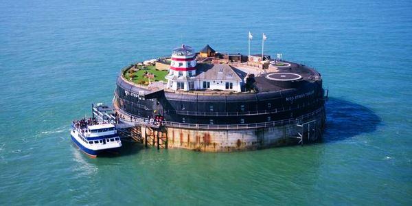 No Man's Fort, Inggris
