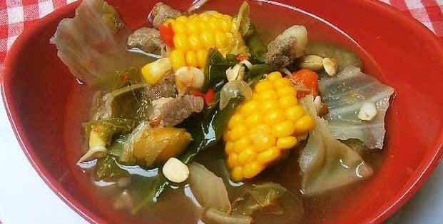 Resep Sayur Asem Jawa khas Betawi