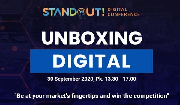 Gelar Acara Unboxing Digital Gratis, Ini Alasan Kenapa Wajib Daftar