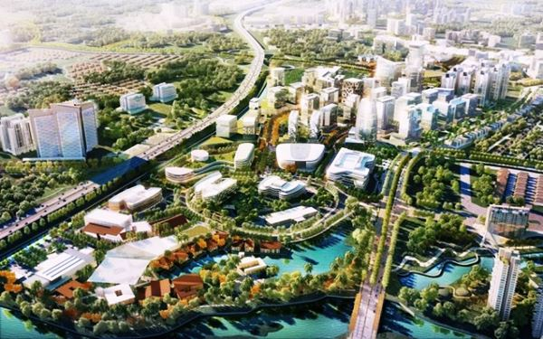 BSD City - Sinarmasland